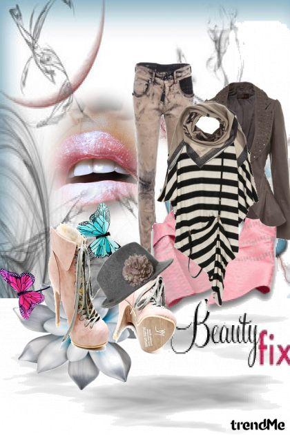 beauty fix...- 搭配