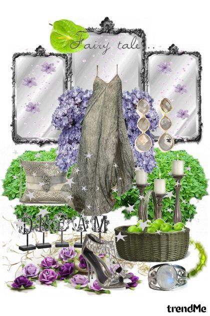 Fairy Hippy Garden