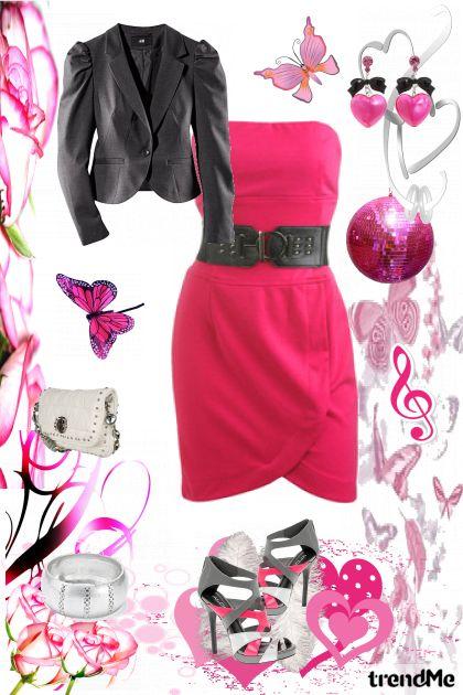 Ružičasto sivi svijet :)