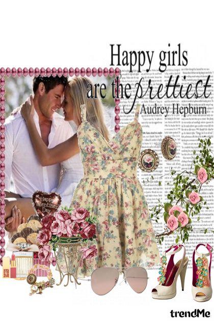 Happy Girl*
