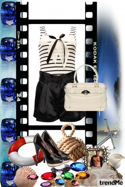 Sailor girl :)