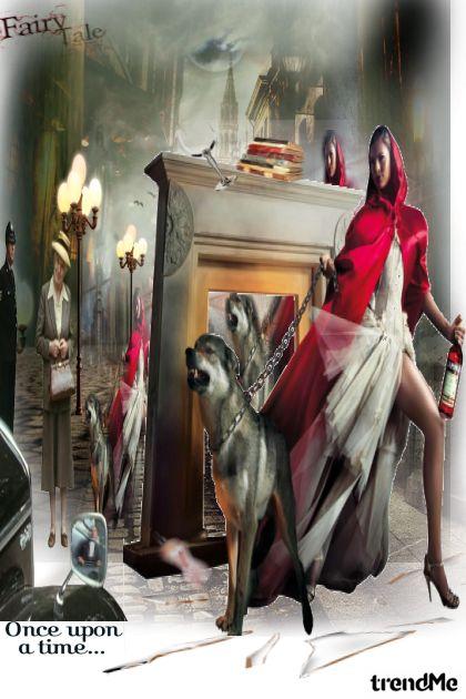 Crvenkapavica...- Fashion set