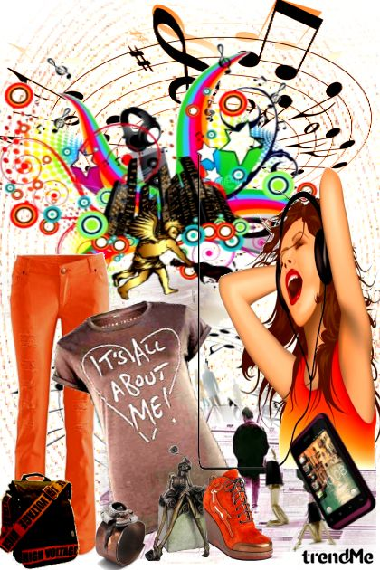 All about me...- Fashion set