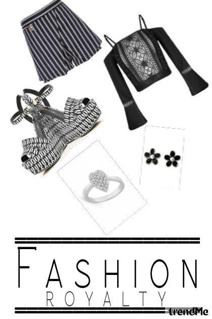 Fashion Royaltyy