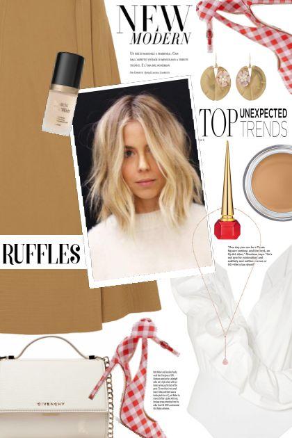 Trend Spotting: Ruffles