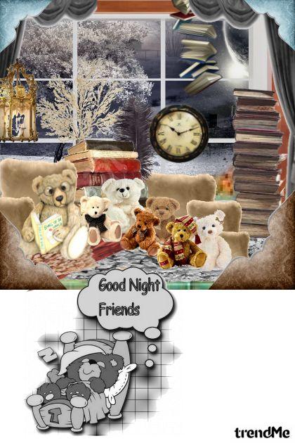Good Night Story- Fashion set