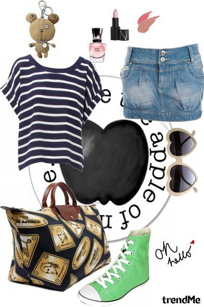 stop- Fashion set