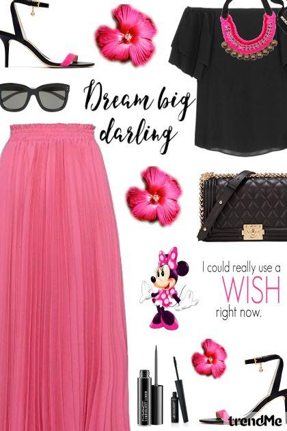 Dream Big, Darling