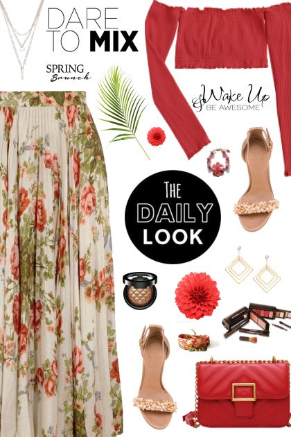 The Daily Look: Dare to Mix