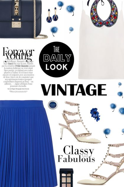 The Daily Look: Vintage