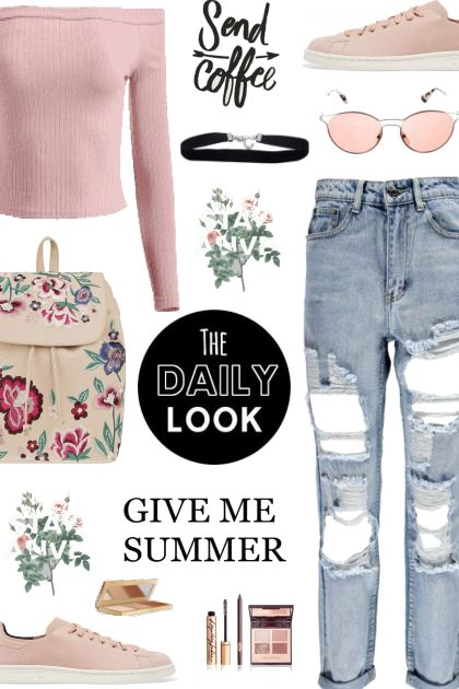 The Daily Look: Casual