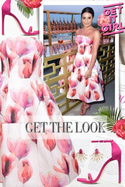 Get the Look: Lea Michele