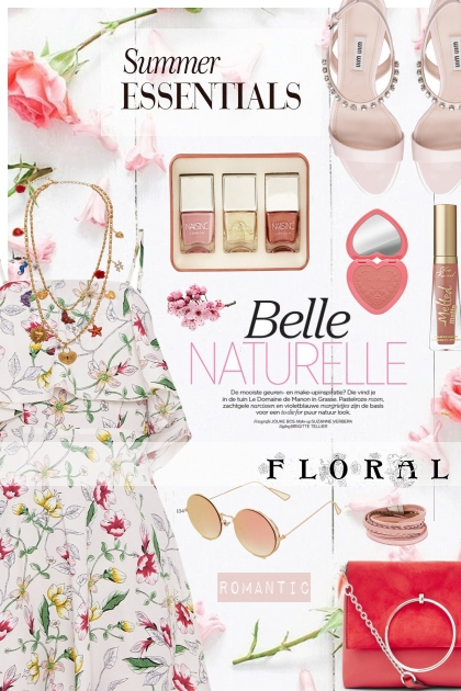 Summer Essentials: Floral Dress