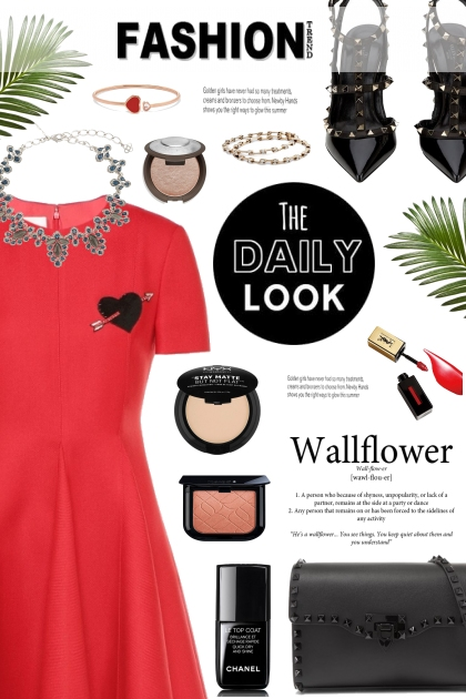 The Daily Look: Red Dress