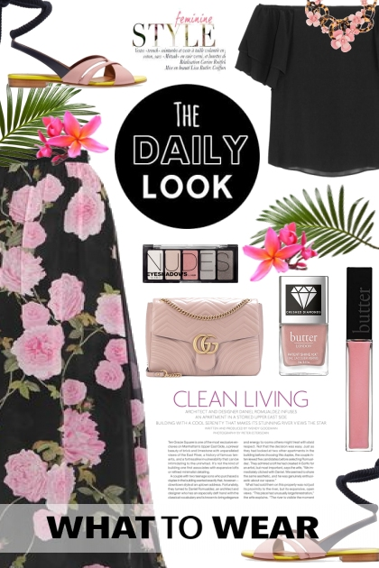 The Daily Look: Feminine