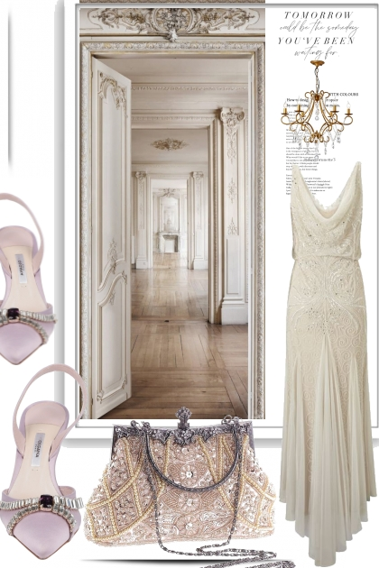A night in the Opera- Fashion set
