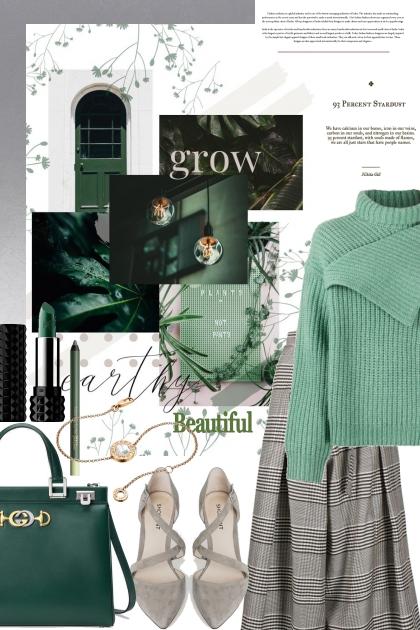 Go GG/Green & Gray