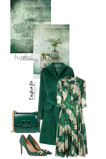 Teal combo- Fashion set