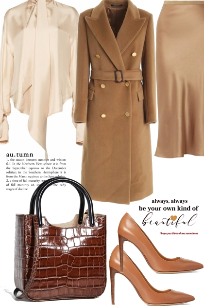 Mocca shades- Fashion set
