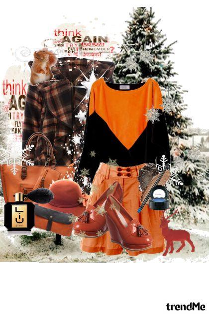 Orange Winter