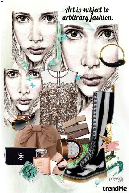 Arbitrary Fashion