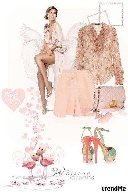 pinkish spring