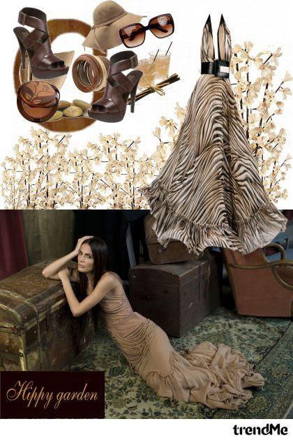 hippy fairy tale- Fashion set