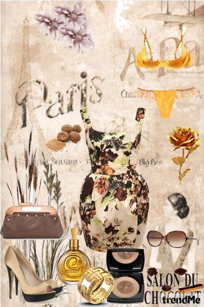 shopping in Paris?
