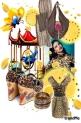 vesela -kič - modna priča <3