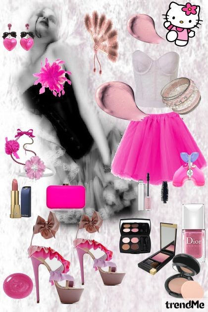 Ružičasti kič sa stilom