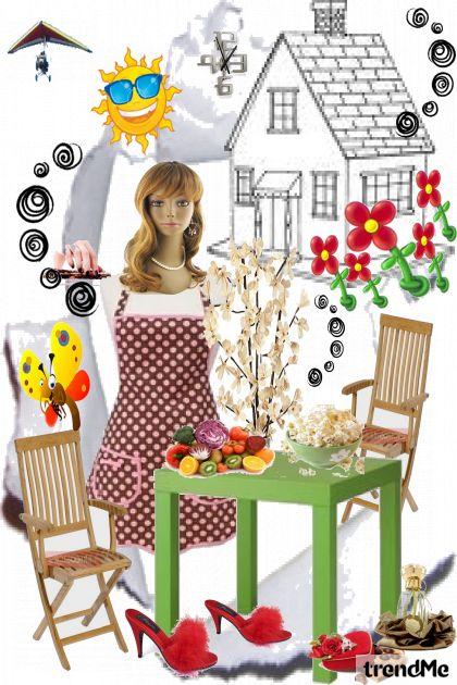 moja Kućica, moja Slobodica :))- Fashion set