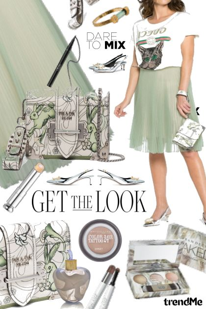 Spring Fling: She's Got The Look