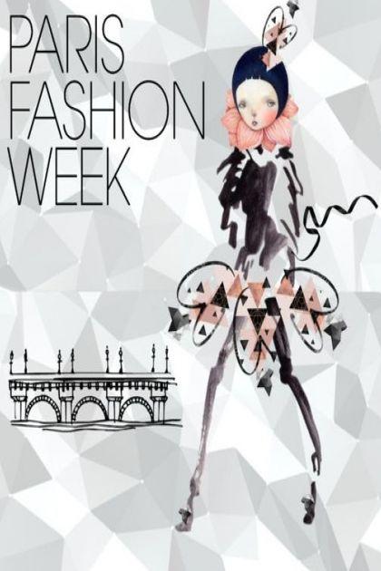 Paris Fashion Week PV Doll: Elements of Art
