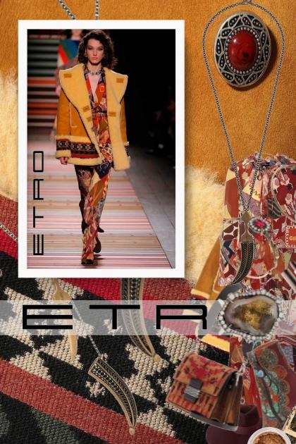 Tribal Chic: Cool Geometry