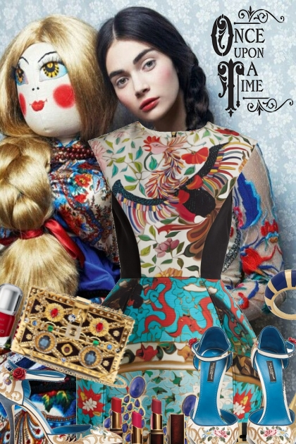 Dolce and Gabbana: Once Upon A Time