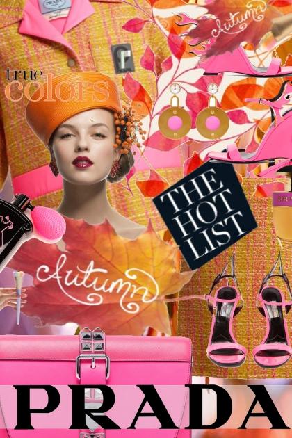 Autumn Hot (Pink) List!