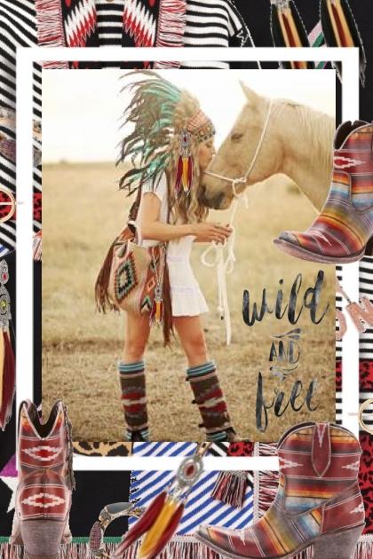 Wild and Free Autumn Style