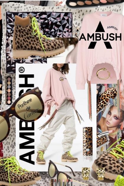 Ambush Androgynous Streetwear
