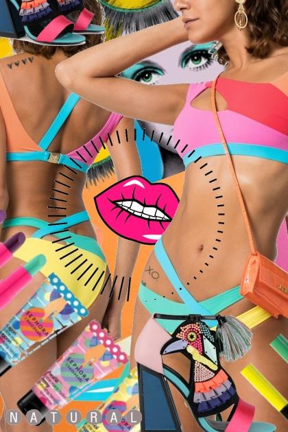 Agent Provocateur Cut Out Shape Bikini