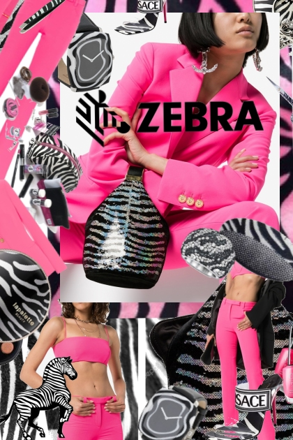Zebra Print: Freedom, Balance, Individualism