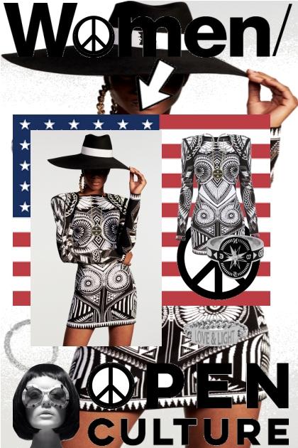 Open Culture- Fashion set