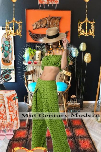 Mid Century Bohemian