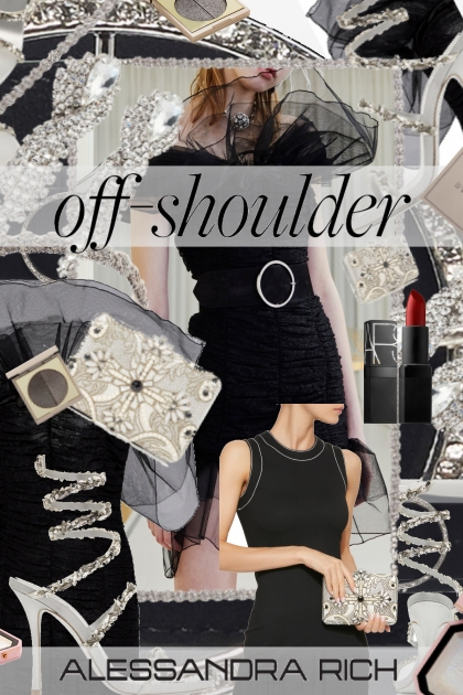 Off Shoulder Romance