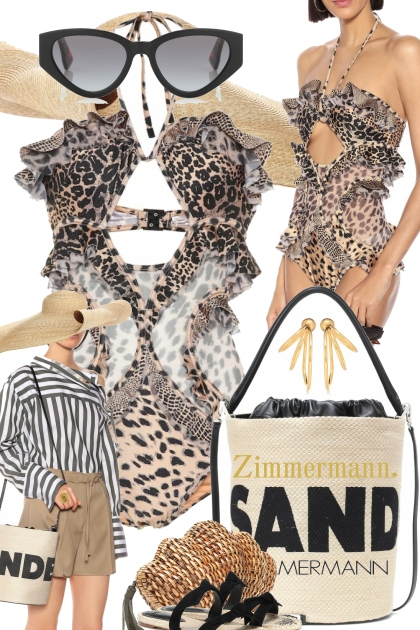 Salt to the Sea- Fashion set