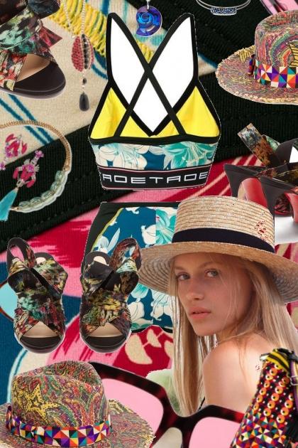 Etro Beachwear