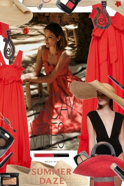 Summer Daze- Combinazione di moda