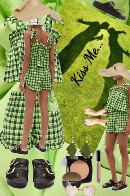 It's Summer ... Kiss Me- Combinazione di moda