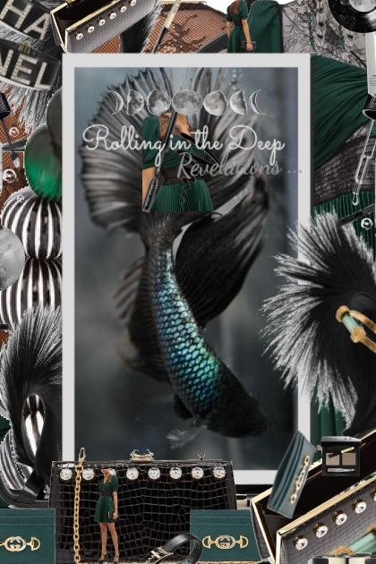 Rolling in the Deep- Fashion set