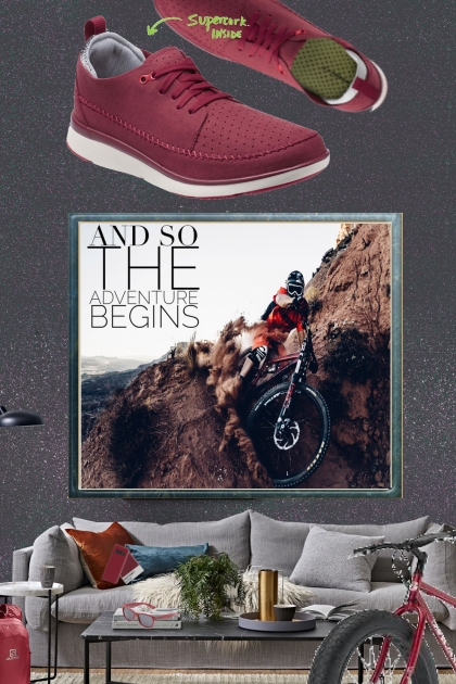 PANTONE 19-1650 Biking Red
