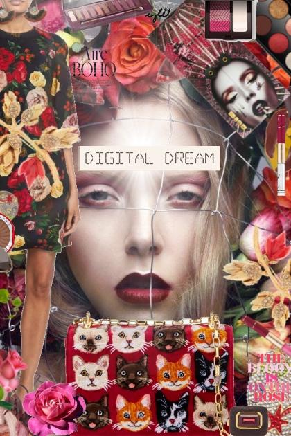 Digital Dreamer